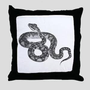 Bushmaster Throw Pillow