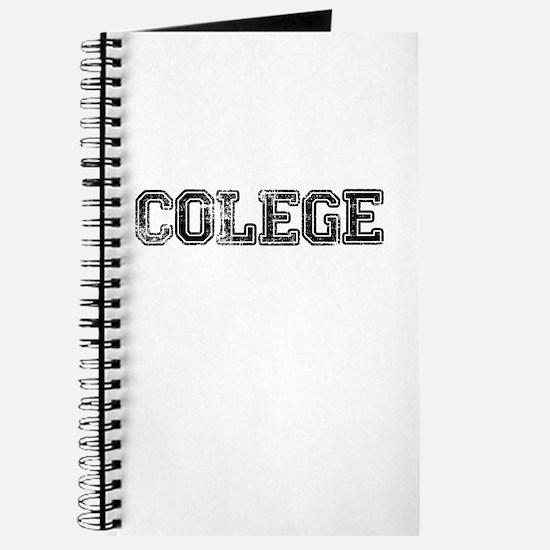 Vintage, COLEGE Journal