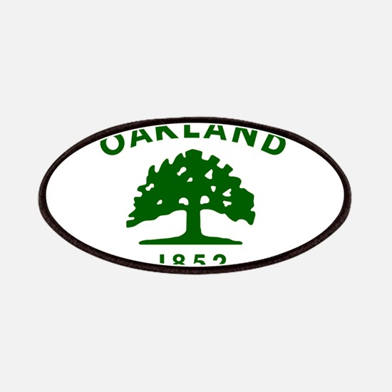 Oakland 1852 Flag Patches