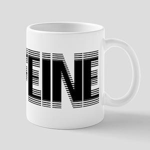 Jittery CAFFEINE Mug
