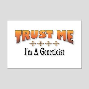 Trust Geneticist Mini Poster Print