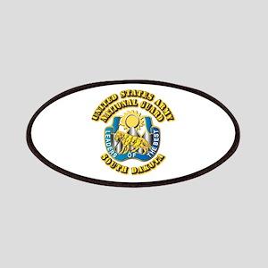 Army National Guard - South Dakota Patches