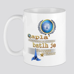 Qapla' batlh je - Mug