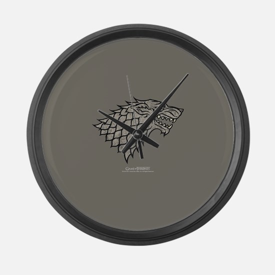 Game of Thrones Large Wall Clock
