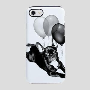 Party French bulldog iPhone 7 Tough Case
