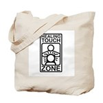 Healing Touch Tote Bag