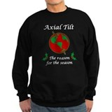 Atheist christmas Sweatshirt (dark)