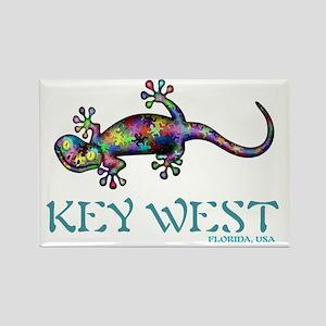 Key West Gekco Magnets