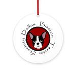 DallasBTS Ornament (Round)