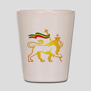 KING OF KINGZ LION Shot Glass