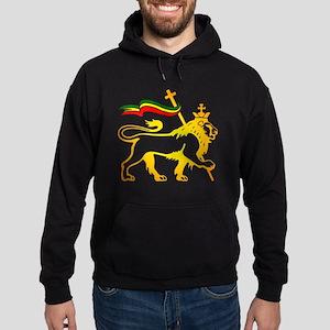 KING OF KINGZ LION Hoodie (dark)