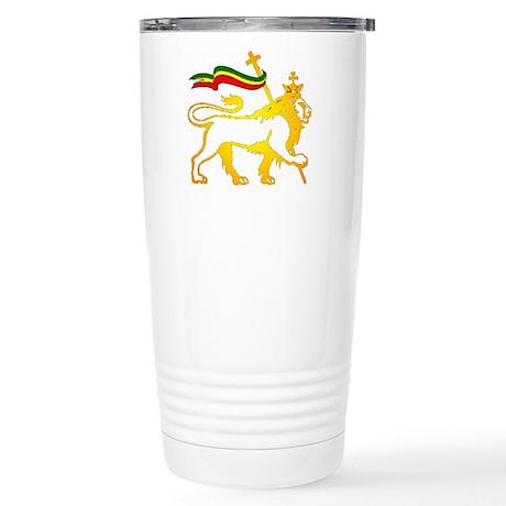 KING OF KINGZ LION Stainless Steel Travel Mug