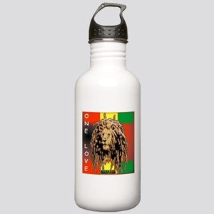ONE LOVE LION Stainless Water Bottle 1.0L