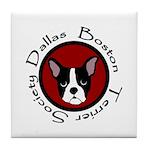 DallasBTS Tile Coaster