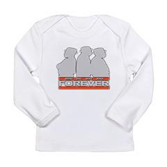 bdbb forever Long Sleeve Infant T-Shirt