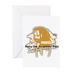 Bring Dat Revolution Back Greeting Card