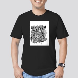 DIRTY SOUTH Men's Fitted T-Shirt (dark)