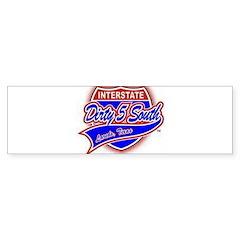 DIRTY SOUTH Sticker (Bumper 10 pk)