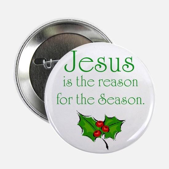 "Cute Jesus 2.25"" Button (100 pack)"