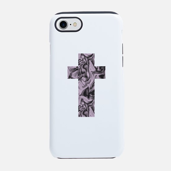 Metallic Ethereal Catholic Cru iPhone 7 Tough Case