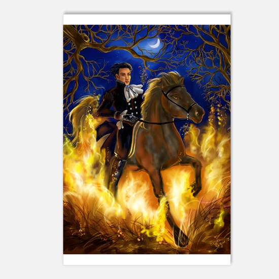 Cool Baque Postcards (Package of 8)