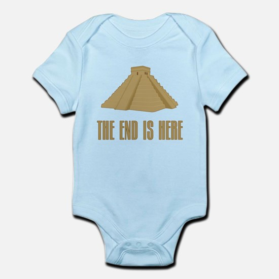 The End is Here Infant Bodysuit