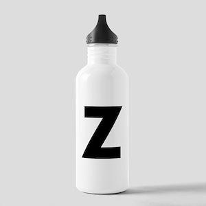Letter Z Stainless Water Bottle 1.0L