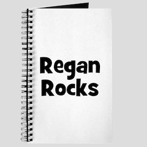 Regan Rocks Journal