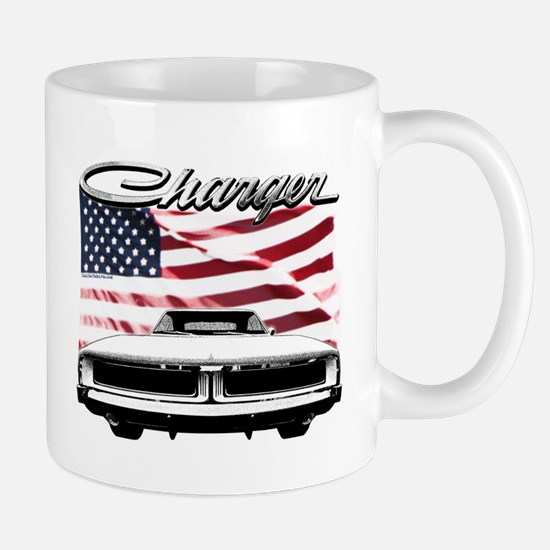 Funny 69 dodge charger Mug