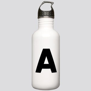 Letter A Stainless Water Bottle 1.0L