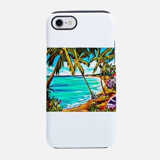 Beach House iPhone 7 Tough Case