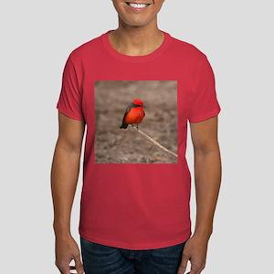 Vermilion Flycatcher Dark T-Shirt
