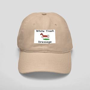 WTD Logo Cap (White or Khaki)