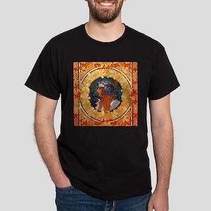 Byzantine Blonde Head Dark T-Shirt