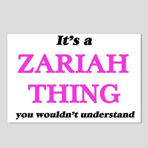 It's a Zariah thing, Postcards (Package of 8)