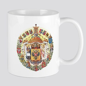 Greater Coat of Arms of the R Mug