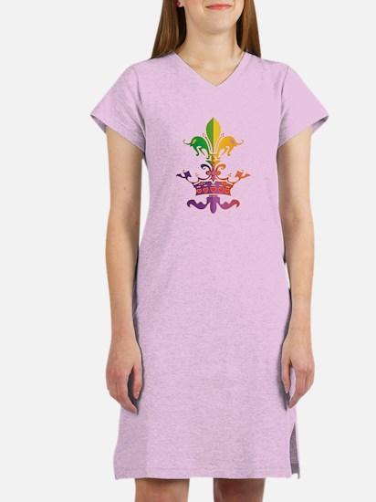 Fleur de love Women's Nightshirt