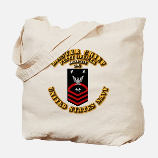 Signalman (SM) Tote Bag