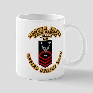 Signalman (SM) Mug