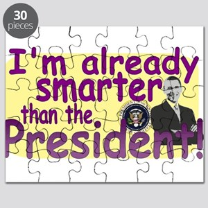 Smarter than the President Puzzle
