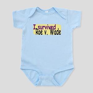 Roe v. Wade Infant Bodysuit