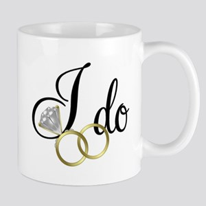 I Do (Wedding) Mug