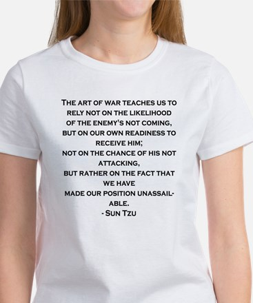 QuoteTees0004st Women's T-Shirt