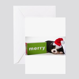 Merry Greeting Card