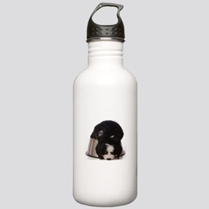 Passed out Puppy Stainless Water Bottle 1.0L