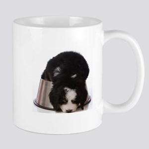 Passed out Puppy Mug