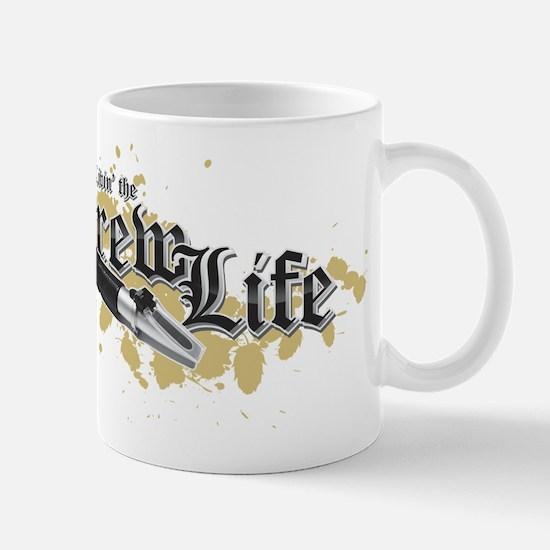 Livin' the Brewlife Mug