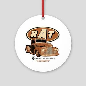 RAT - Truck Ornament (Round)