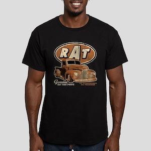 RAT - Truck Men's Fitted T-Shirt (dark)