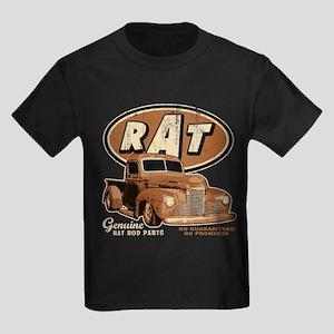RAT - Truck Kids Dark T-Shirt